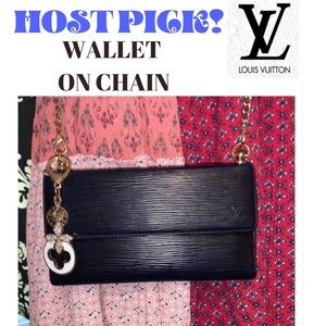 Louis Vuitton International Wallet On on Chain